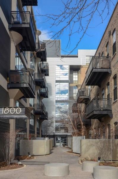 1800 W Grace Street UNIT 422, Chicago, IL 60613 - MLS#: 09830695