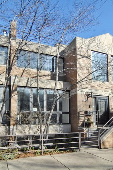 1949 N MAUD Avenue, Chicago, IL 60614 - MLS#: 09830820