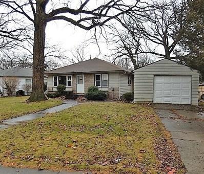 603 Wood Court, Kankakee, IL 60901 - MLS#: 09830998