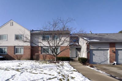 129 E Morningside Lane UNIT 129, Buffalo Grove, IL 60089 - MLS#: 09831072