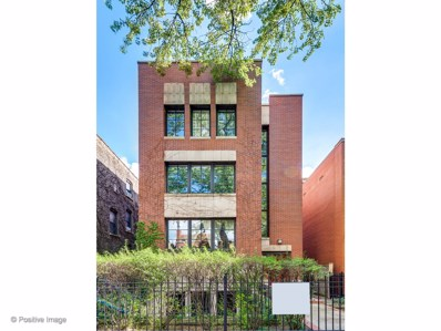 817 W LILL Avenue UNIT 3, Chicago, IL 60614 - MLS#: 09831088