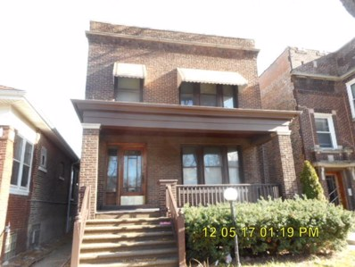 7525 S Champlain Avenue, Chicago, IL 60619 - MLS#: 09831134