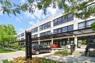 1110 W 15th Street UNIT 327, Chicago, IL 60608 - MLS#: 09831250