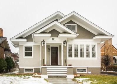 121 Villa Street, Elgin, IL 60120 - #: 09831605