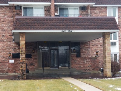 850 S Lorraine Road UNIT 1M, Wheaton, IL 60189 - MLS#: 09831679