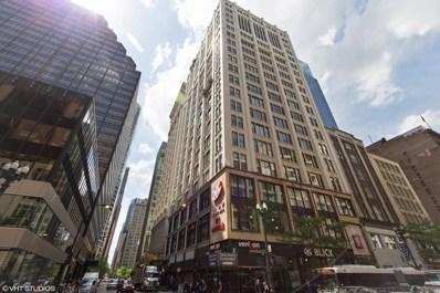 8 W Monroe Street UNIT 1803, Chicago, IL 60603 - MLS#: 09831788