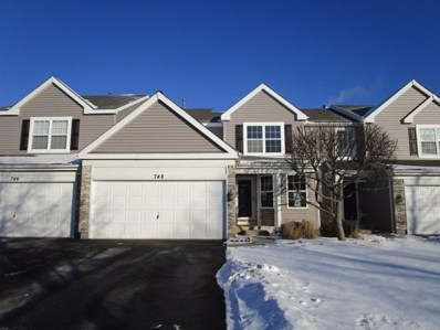 748 Savannah Lane UNIT 748, Crystal Lake, IL 60014 - #: 09831866