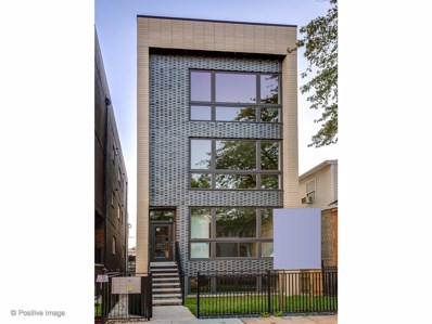 2441 W Haddon Avenue UNIT 1, Chicago, IL 60622 - MLS#: 09831943