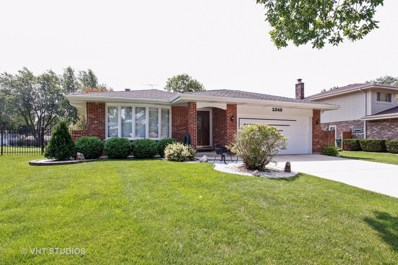 2349 Green Valley Road, Darien, IL 60561 - MLS#: 09831964