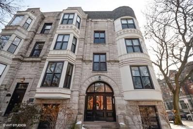 857 W Belden Avenue UNIT 1E, Chicago, IL 60614 - MLS#: 09832280
