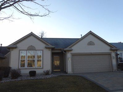 13401 Crestview Drive, Huntley, IL 60142 - #: 09832324