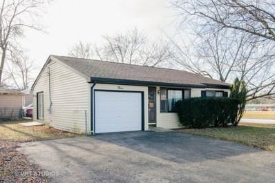 9 Helm Road, Carpentersville, IL 60110 - MLS#: 09832667