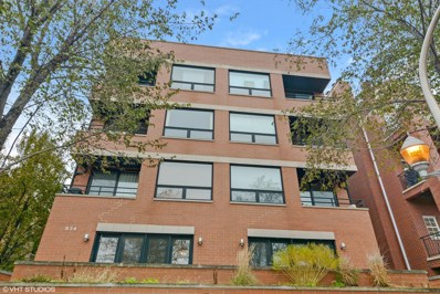 934 W Cuyler Avenue UNIT 1A, Chicago, IL 60613 - MLS#: 09832694