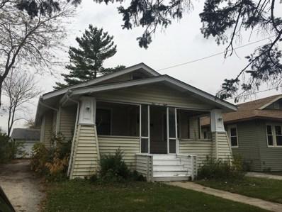 108 N Victory Street, Waukegan, IL 60085 - MLS#: 09833077