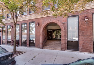400 S Green Street UNIT 518, Chicago, IL 60607 - #: 09833134