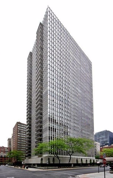 200 E Delaware Place UNIT 17B, Chicago, IL 60611 - MLS#: 09833321