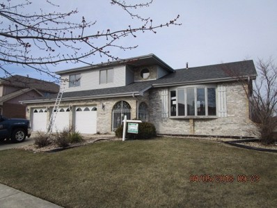 19024 Nightingale Lane, Country Club Hills, IL 60478 - #: 09833404