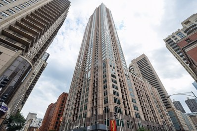 33 W Ontario Street UNIT 34F, Chicago, IL 60654 - MLS#: 09833934