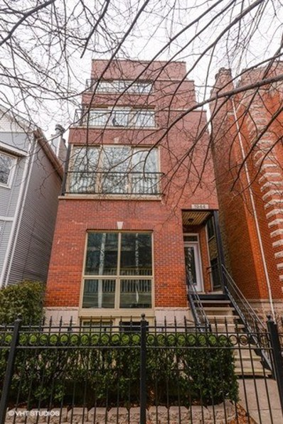 1944 W Diversey Parkway UNIT 2, Chicago, IL 60614 - MLS#: 09833975