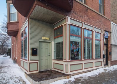 3624 W Wrightwood Avenue UNIT STORE, Chicago, IL 60647 - MLS#: 09834323