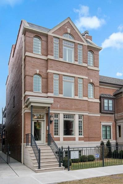 2743 N Lakewood Avenue UNIT 1, Chicago, IL 60614 - MLS#: 09834572