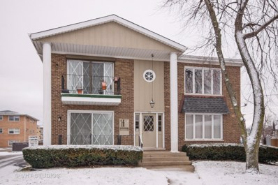 10349 McVicker Avenue UNIT 1N, Chicago Ridge, IL 60415 - MLS#: 09834671