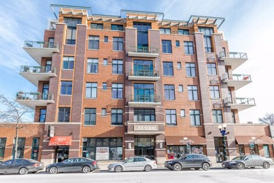 3631 N Halsted Street UNIT 201, Chicago, IL 60613 - MLS#: 09834751