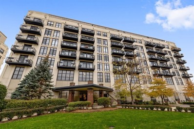 1524 S Sangamon Street UNIT 808, Chicago, IL 60608 - MLS#: 09835055