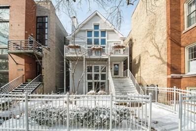 5538 N GLENWOOD Avenue UNIT A, Chicago, IL 60640 - MLS#: 09835389