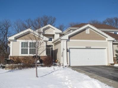 26022 W Timber Ridge Drive, Channahon, IL 60410 - MLS#: 09835410
