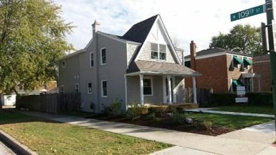 10901 S Harding Avenue, Chicago, IL 60655 - MLS#: 09835494