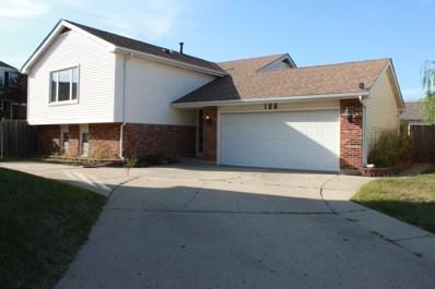 188 Hastings Mill Road, Streamwood, IL 60107 - MLS#: 09835763