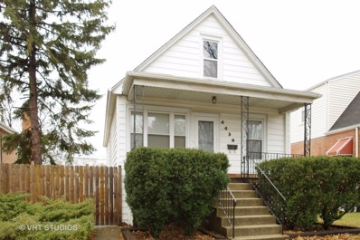 4438 N Moody Avenue, Chicago, IL 60630 - MLS#: 09835838