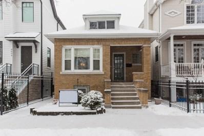 4036 N Maplewood Avenue, Chicago, IL 60618 - MLS#: 09835874