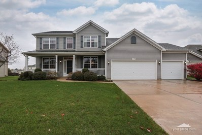 972 Canyon Trail Court, Yorkville, IL 60560 - MLS#: 09835900