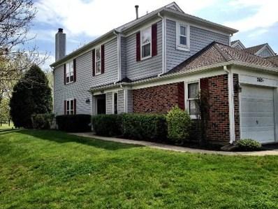 265 Greensboro Court UNIT A2, Elk Grove Village, IL 60007 - #: 09836002