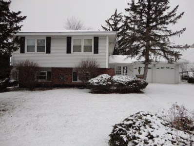 1360 Nottingham Lane, Hoffman Estates, IL 60169 - #: 09836176