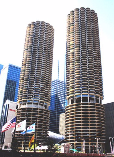 300 N State Street UNIT 2402, Chicago, IL 60654 - MLS#: 09836314