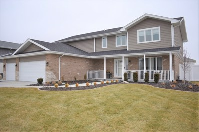 8667 Monaghan Drive, Tinley Park, IL 60487 - MLS#: 09836397