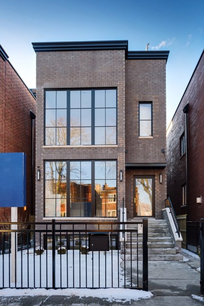 2206 N CAMPBELL Avenue, Chicago, IL 60647 - MLS#: 09836619