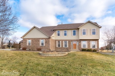 600 Woodridge Trail, Mchenry, IL 60050 - #: 09836716