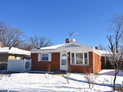 1629 HOWARD Avenue, Des Plaines, IL 60018 - MLS#: 09836730