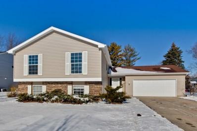 1056 Abbey Drive, Crystal Lake, IL 60014 - #: 09837128