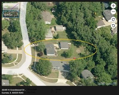 36437 N Streamwood Drive, Gurnee, IL 60031 - MLS#: 09837180