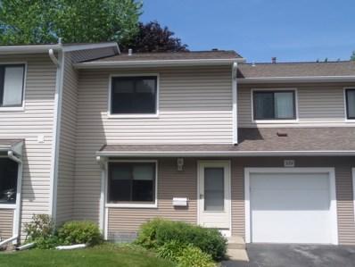 1124 E Cunningham Drive UNIT -, Palatine, IL 60074 - MLS#: 09837226
