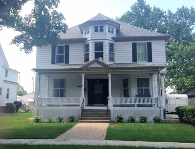 442 W Center Street, Paxton, IL 60957 - MLS#: 09837256