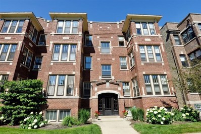 616 Hinman Avenue UNIT 3, Evanston, IL 60202 - MLS#: 09837558