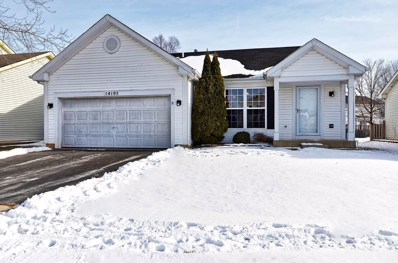 14105 S Mount Pleasant Court, Plainfield, IL 60544 - MLS#: 09837765