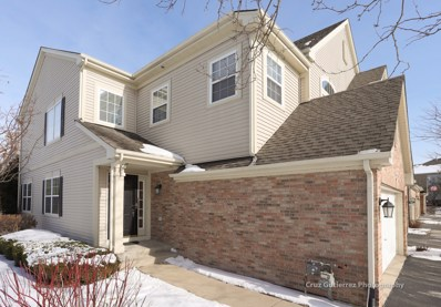 1817 Maureen Drive UNIT 1817, Hoffman Estates, IL 60192 - #: 09838013