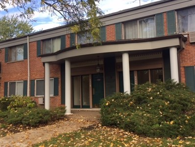 2315 S Goebbert Road UNIT 108, Arlington Heights, IL 60005 - MLS#: 09838431